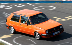 Volkswagen Mk2 Golf DRT
