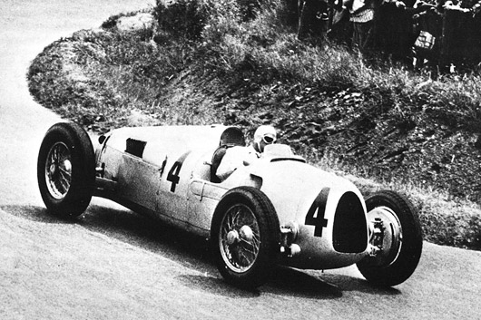 1936 German Grand Prix - Bernd Rosemeyer