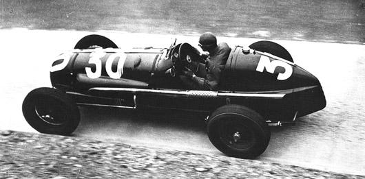 1936 German Grand Prix - Richard Seaman