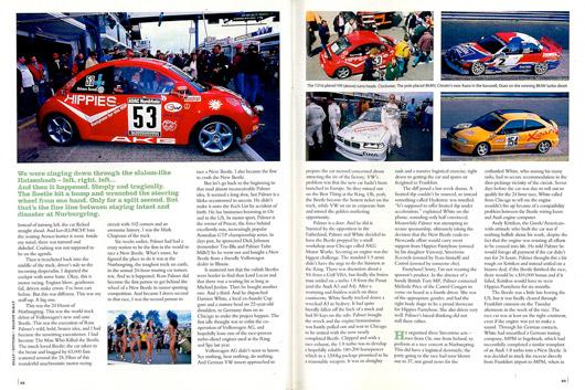 1998 Nurburgring 24 hour race - Volkswagen New Beetle