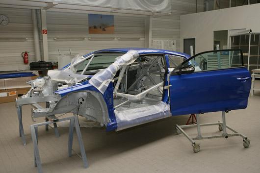 2008 Volkswagen Scirocco GT24