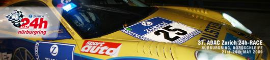 2009 Nurburgring 24 hour, 21-24 May