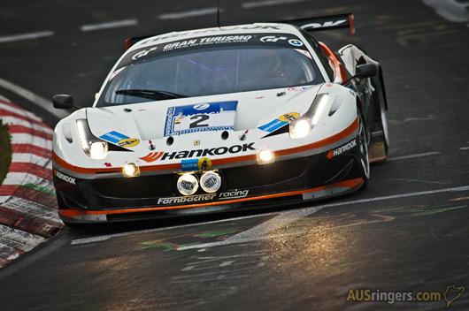 2011 Nurburgring 24h qualifying
