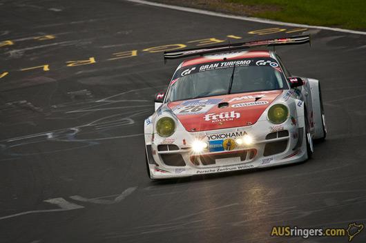 2011 Nurburgring 24 hour race
