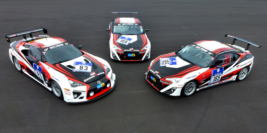 2012 N24h Toyota preview