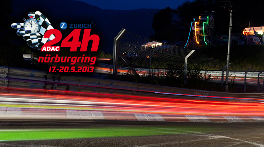 2013 Nurburgring 24 hour race
