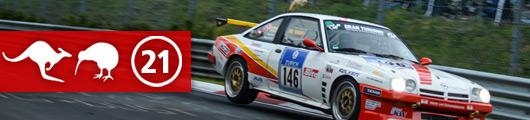 2015 Nurburgring 24 hour race