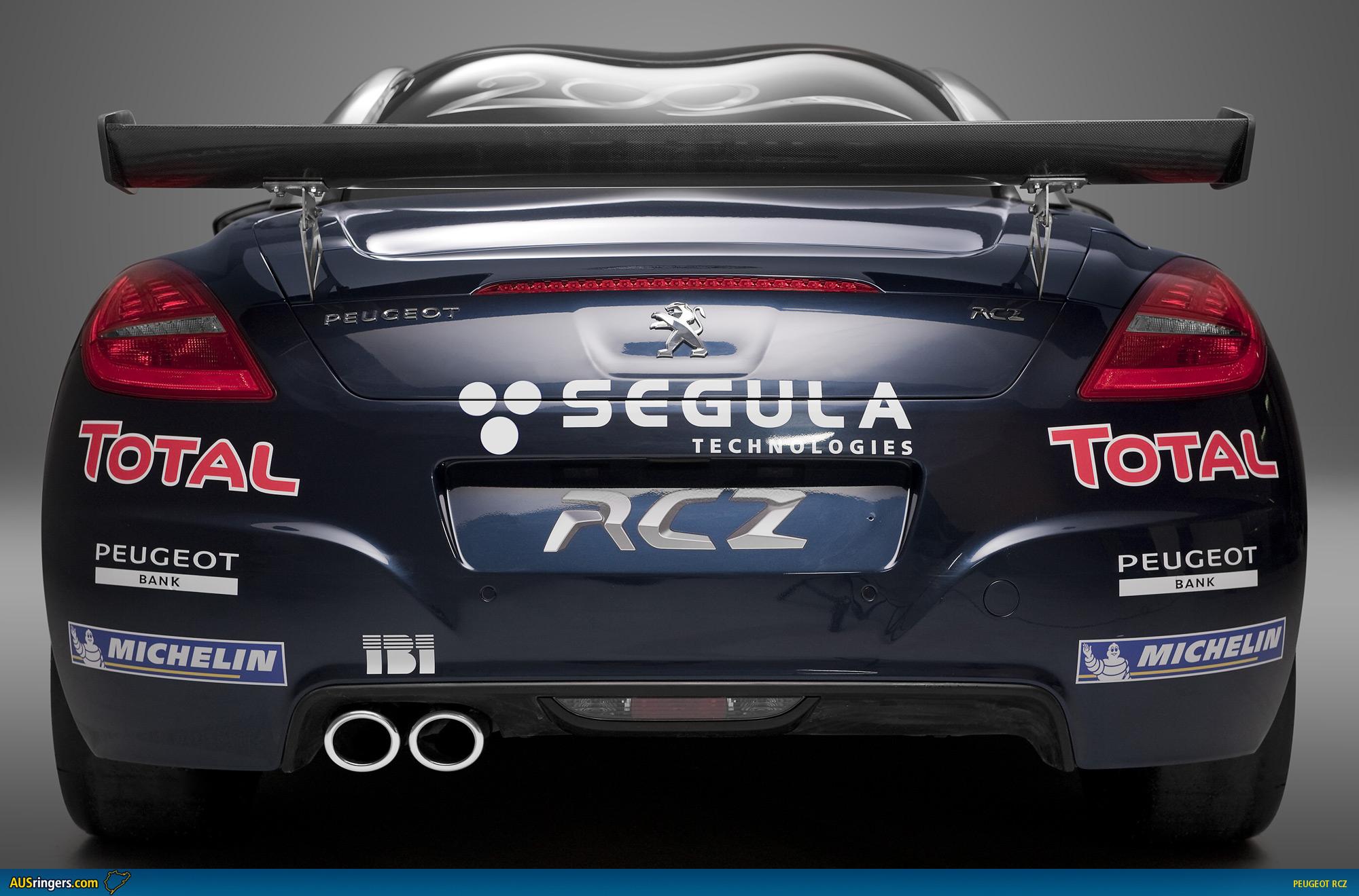 """Peugeot """"200 years"""" RCZ"""