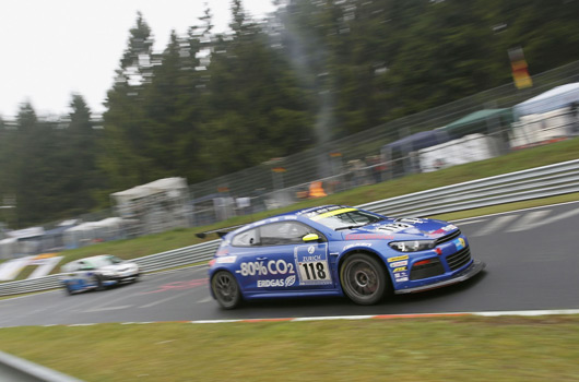VW Scirocco GT24 CNG