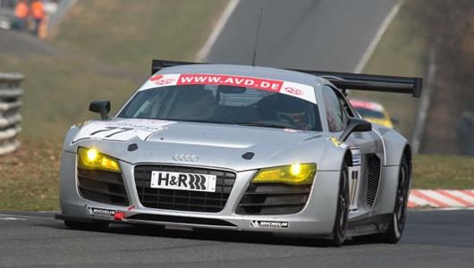 Ausringers Com Audi Lms Competes At Nurburgring