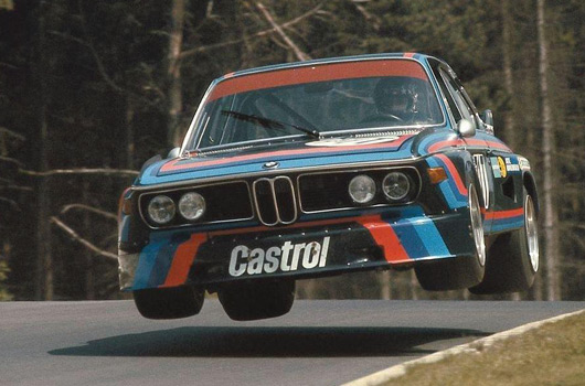Hans Stuck, BMW 3.0 CSL, 1974