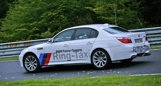 BMW Ring-Taxi