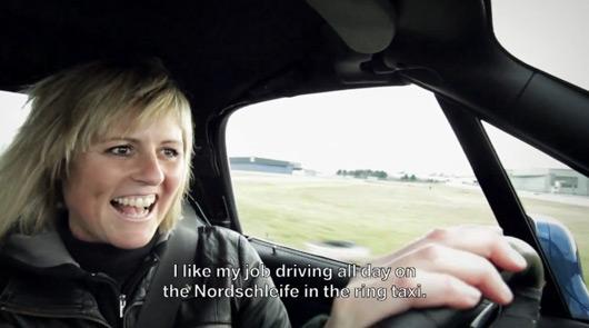 BMW unscripted: Sabine Schmitz