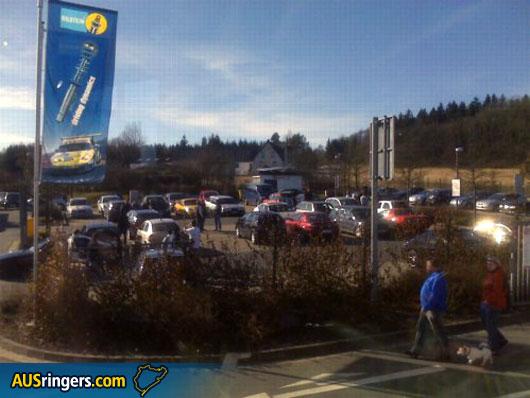 Nurburgring trip report