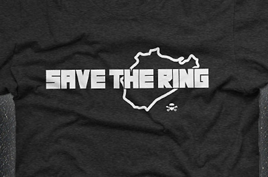 Enthusiast Apparel Save the Ring t-shirt