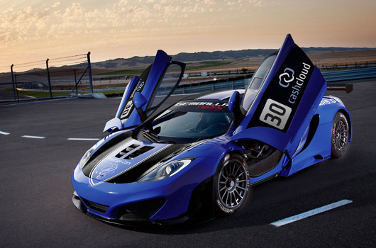 Nick Heidfeld to drive Gemball Racing McLaren MP4-12C GT3