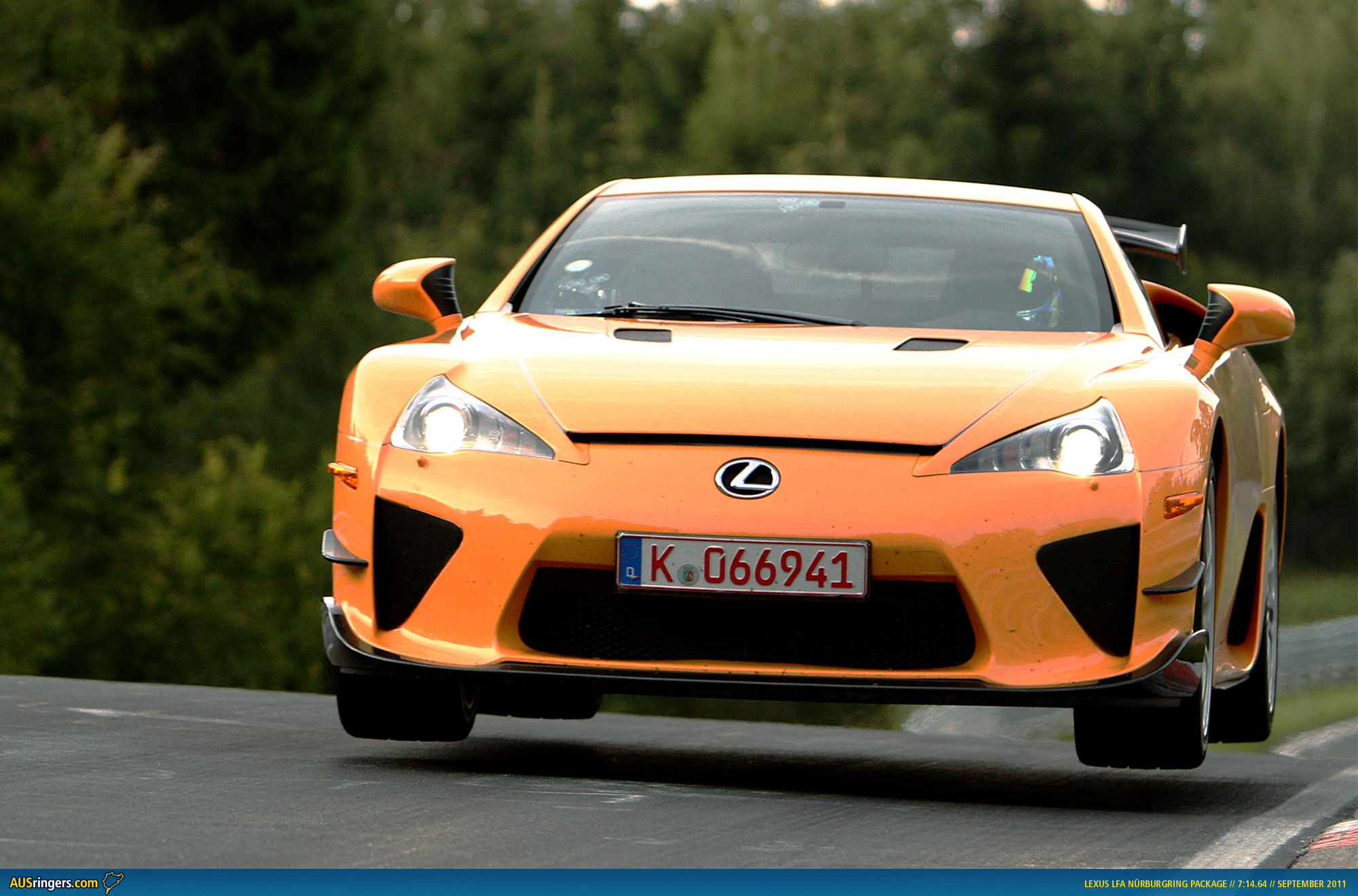 lexus lfa n rburgring claims ring record. Black Bedroom Furniture Sets. Home Design Ideas