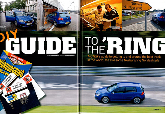 DIY Guide to the Nurburgring Nordschleife