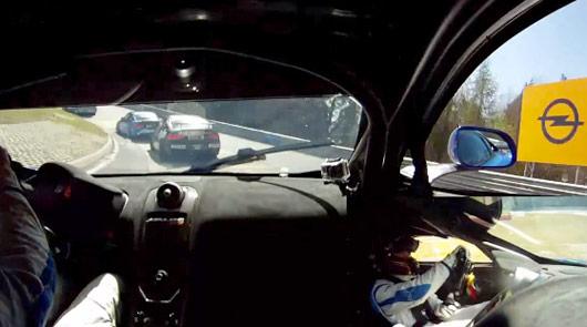 Nick Heidfeld, Gemballa Racing McLaren GT3