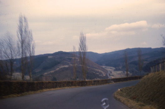 The Nurburgring as it looked in 1967