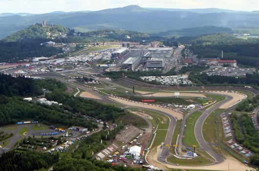 Nurburgring GP track