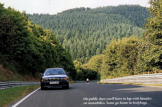 Motorsport magazine, February 2000