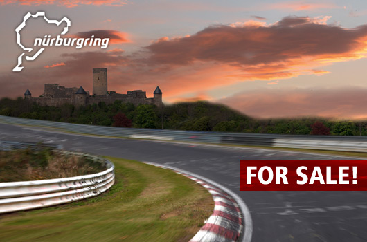 Nurburgring sale