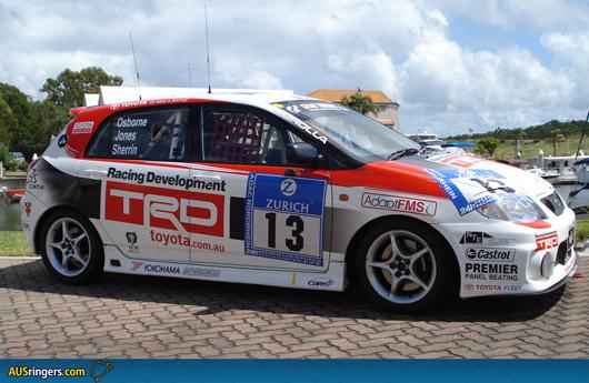Osborne Motorsports Toyota Corolla