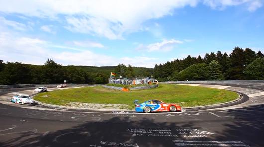 2011 Porsche Carrera World Cup, Nurburgring Nordschleife