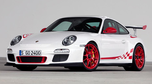Porsche 911 GT3 RS - 2101 N24