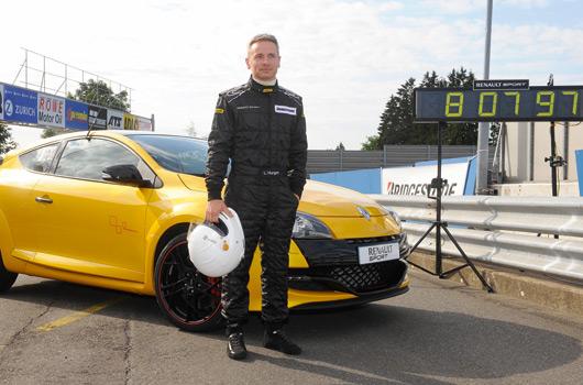 Megane Renaultsport 265 Trophy