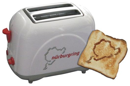 Nurburbring toaster