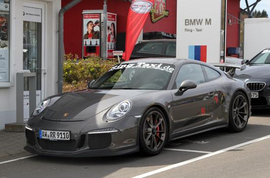 RingTaxi.de Porsche 911 GT3