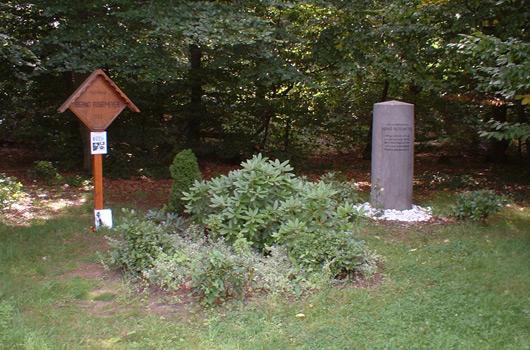Bernd Rosemeyer memorial