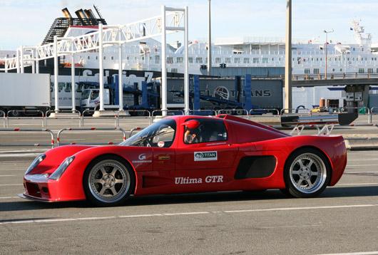 Ultima GTR720 hunts Nurburgring record