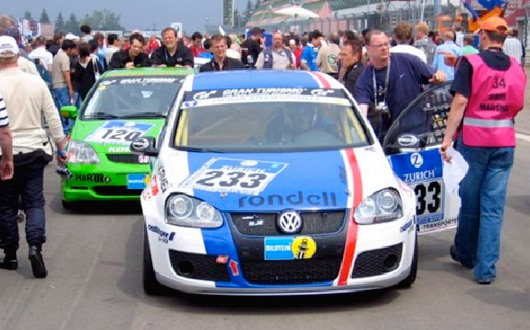 Wayne Moore - Oettinger Sport RSR