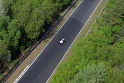 Nick Heidfeld at Nürburgring
