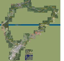 Nurburgring on Google Maps