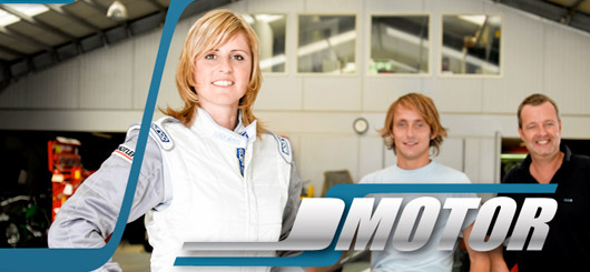 Sabine Schmitz on DMotor
